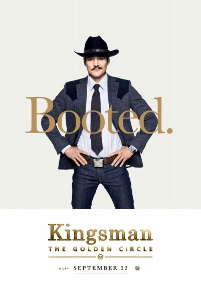 Kingsman: The Golden Circle: Pedro Pascal