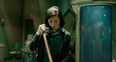THE SHAPE OF WATER: Elisa (Sally Hawkins)