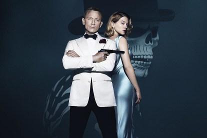 Daniel Craig si Lea Seydoux in Spectre