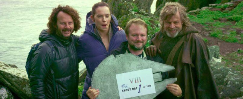 Star Wars: The Last Jedi - Pe Platourile De Filmare