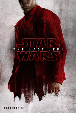 Star Wars: The Last Jedi Poster - Finn (John Boyega)