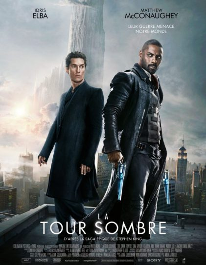 The Dark Tower Poster