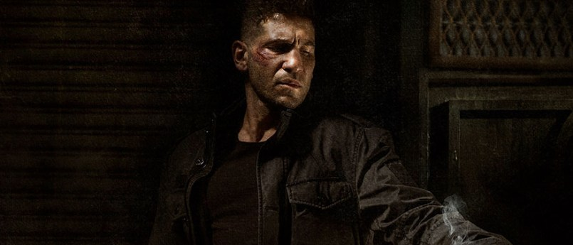 Jon Bernthal este Frank Castle, a.k.a The Punisher