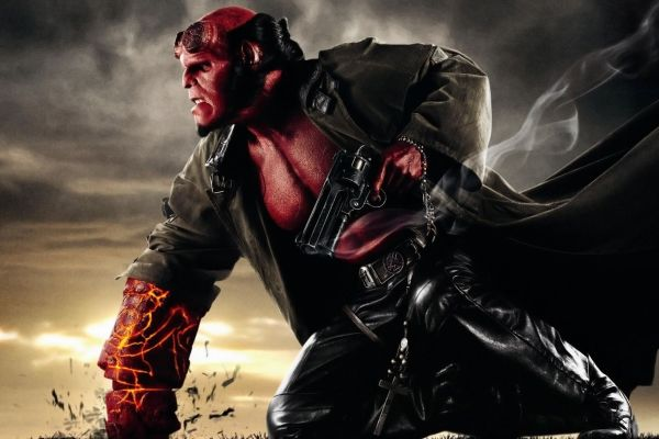 Hellboy (2004) Ron Pearlman