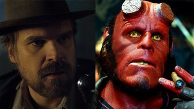 David Harbour este noul Hellboy