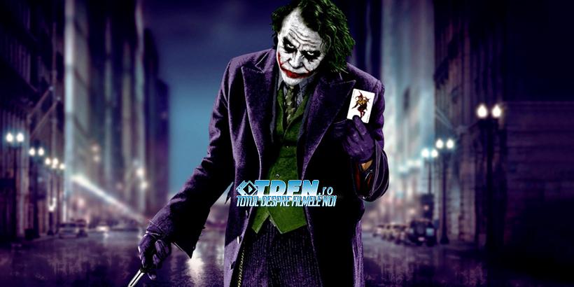 DC Films Lucrează La Un Film Despre Originea Personajului JOKER Produs De Scorsese