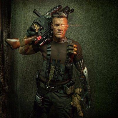 DEADPOOL 2: Josh Brolin joacă rolul lui Cable