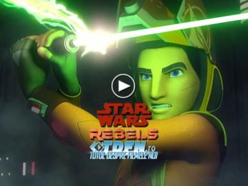 TDFN.RO - Trailer Nou STAR WARS REBELS SEZONUL 4: Destinul Rebeliuni Se Decide În Viitoarele Episoade