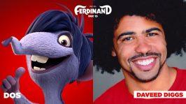 Ferdinand (2017) Dos: Daveed Diggs