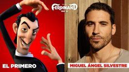 Ferdinand (2017) El Primero: Miguel Angel Silvestre