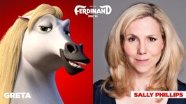 Ferdinand (2017) Greta: Sally Phillips