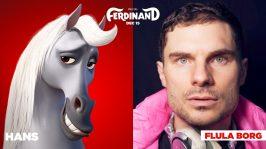 Ferdinand (2017) Hans: Flula Borg