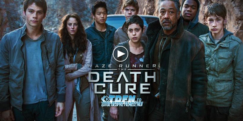 Primul Trailer Pentru MAZE RUNNER: THE DEATH CURE Filmul Ce Încheie Trilogia