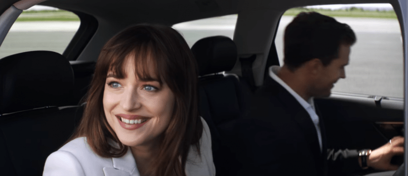 Jamie Dornan şi Dakota Johnson vor reveni în Fifty Shades Freed