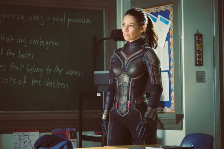 Ant-Man And The Wasp (2018) Evangeline Lilly în rolul lui Hope Van Dyne