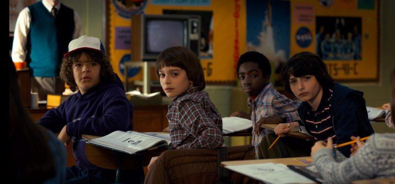 Stranger Things Sezonul 2 (2017)