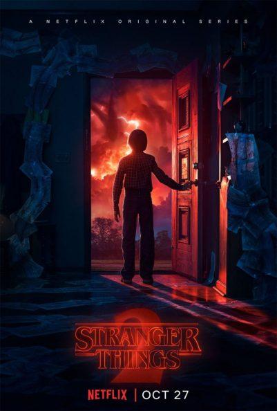 Poster: Stranger Things Sezonul 2 (2017)