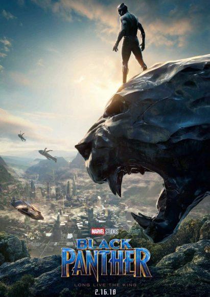 Poster Black Panther (2018)