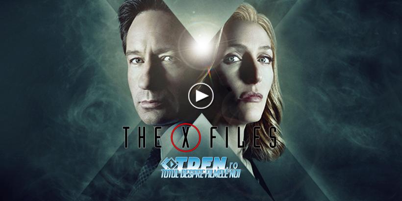 THE X-FILES: Vezi Primul Trailer Pentru SEZONUL 11