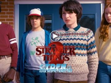 Trailerul Final Pentru STRANGER THINGS SEZONUL 2 Ne Tachinează Cu Un Nou Monstru