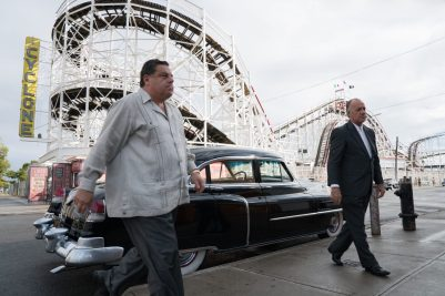 Steve Schirripa si Tony Sirico in Wonder Wheel (2017)