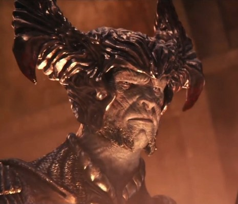 Justice League: Steppenwolf