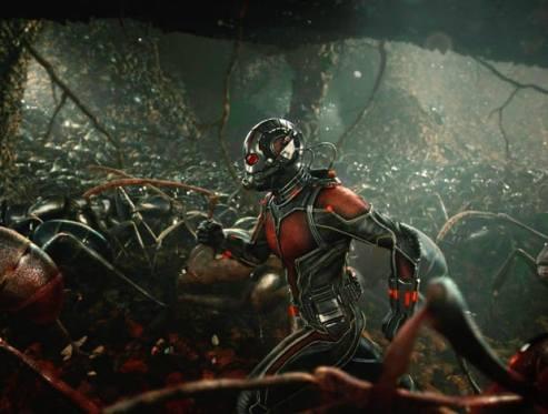 Paul Rudd este Ant-Man