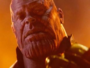 Avengers: Infinity War - Thanos