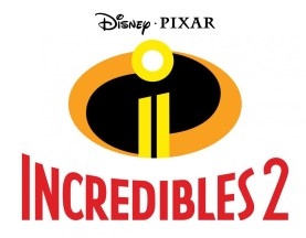 Incredibles 2 Logo