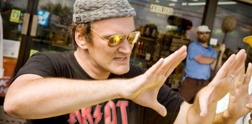 Regizorul Quentin Tarantino