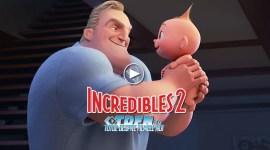 Primul Trailer INCREDIBLES 2: O Nouă Forţă Apare În Familia Incredibililor
