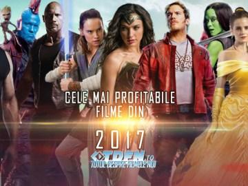 TDFN Prezintă: Topul Filmelor Cu Cele Mai Mari Încasări Din 2017