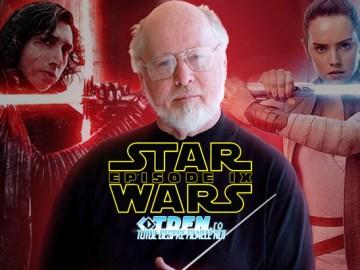 STAR WARS IX: Legendarul JOHN WILIAMS Va Compune Coloana Sonoră