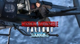 MISSION IMPOSSIBLE 6: TOM CRUISE Dezvăluie Titlul Filmului Cu O Nouă Imagine