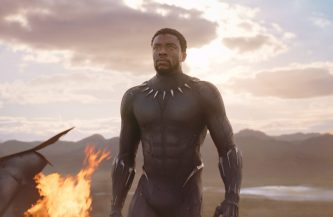 Marvel Studios' BLACK PANTHERT'Challa/Black Panther (Chadwick Boseman)