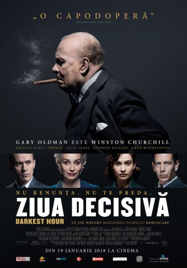 DARKEST HOUR (ZIUA DECISIVĂ)