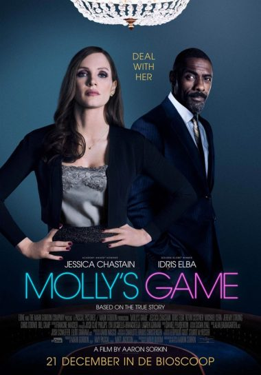 Poster Molly's Game