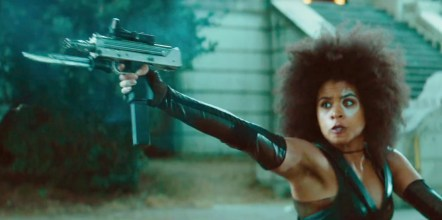 DEADPOOL 2: Domino