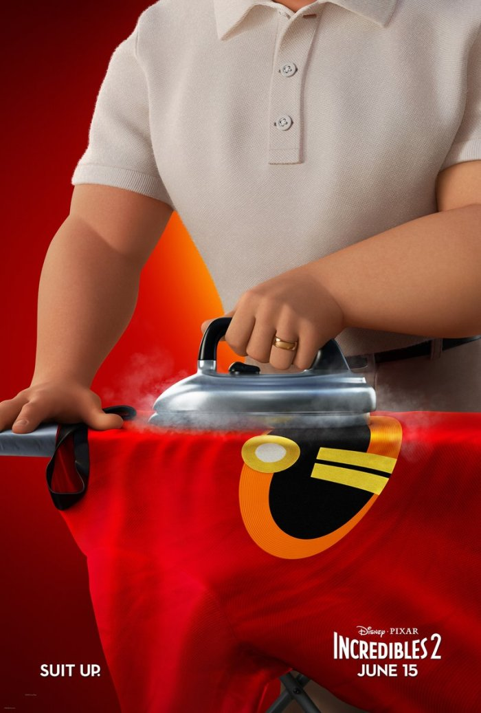 The Incredibles 2 (2018) Poster