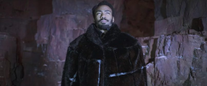 Donald Glover este Lando in Solo: A Star Wars Story