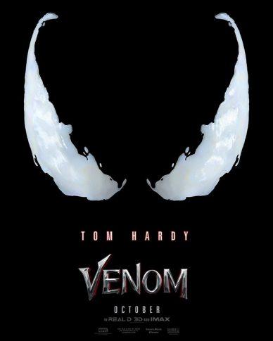 Poster Venom (2018)
