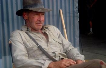Harrison Ford: Indiana Jones și Regatul Craniului De Cristal