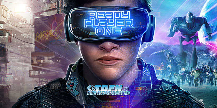 READY PLAYER ONE: Vezi Cel Mai Fantastic Trailer Final
