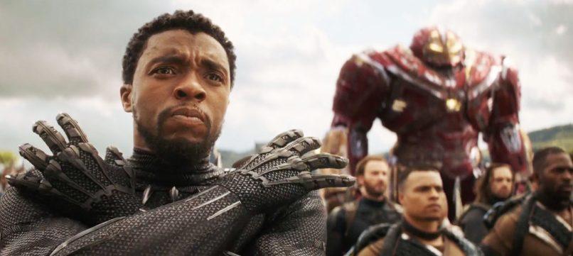 Avengers: Infinity War - Wakanda