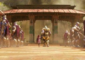 Avengers: Infinity War - Josh Brolin (Thanos)