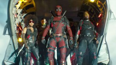 DEADPOOL 2: X-Force
