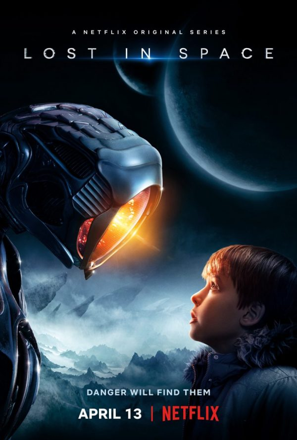 Lost In Space (2018) Poster
