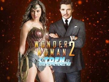 WONDER WOMAN 2: Starul Din Narcos PEDRO PASCAL Primeşte Un Rol Cheie