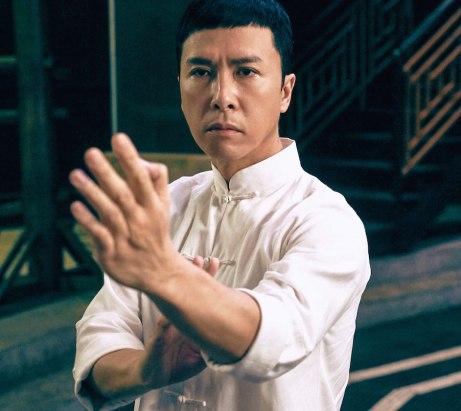 Donnie Yen, va prelua rolul comandantului Tung, mentorul și profesorul lui Mulan