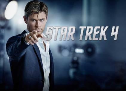 Star Trek 4: Chris Hemsworth